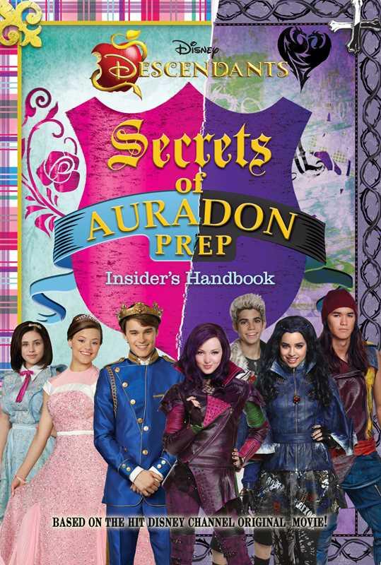 Descendants: Secrets of Auradon Prep