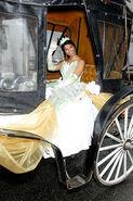 Tiana-carriage