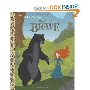 Brave (Little Golden Book)