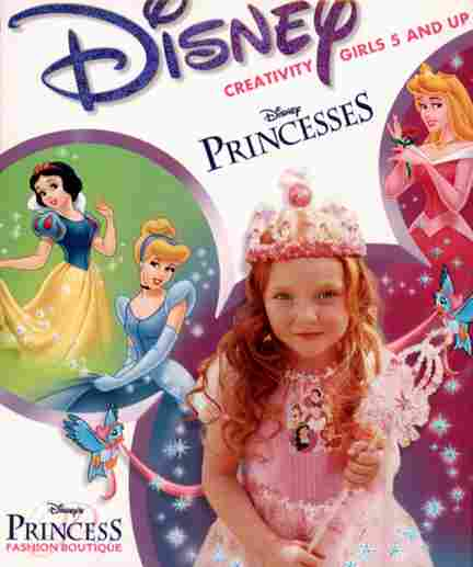 Disney's Princess Fashion Boutique