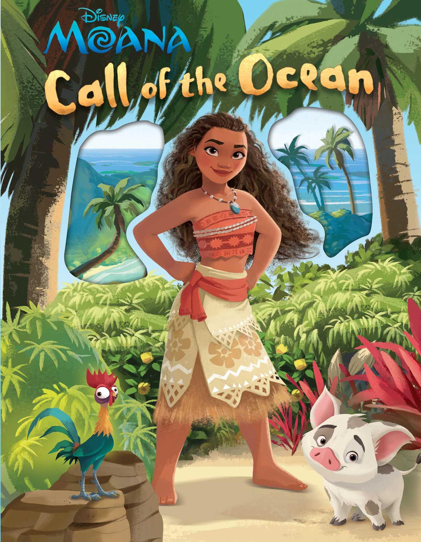 Disney Moana: Call of the Ocean