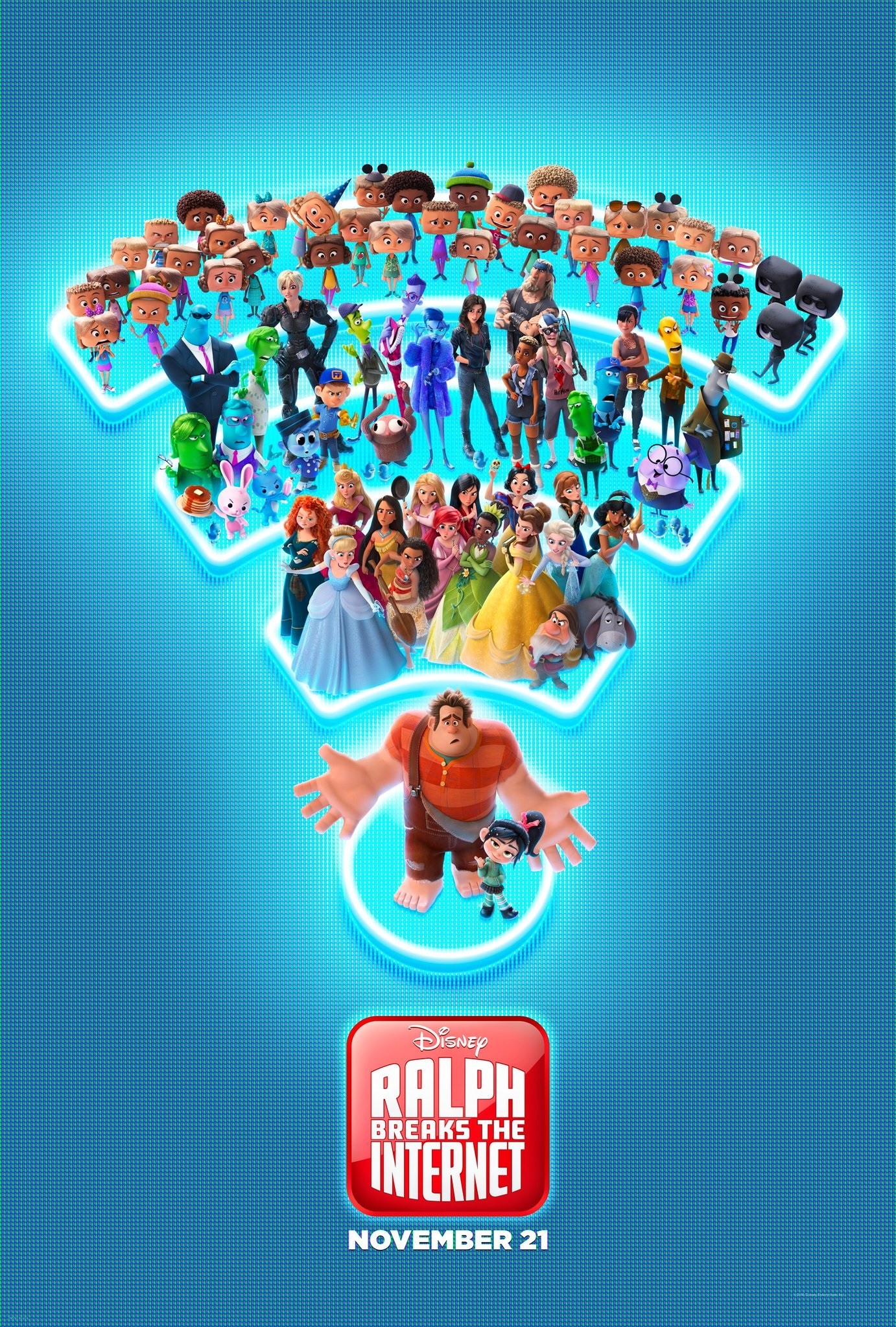 Ralph Breaks The Internet Disney Princess Wiki Fandom