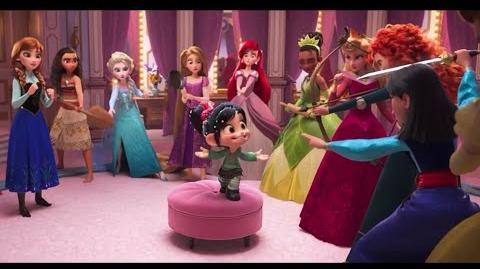 Ralph Breaks The Internet Disney Princess Wiki Fandom