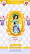 Lapis' Portrait With Jasmine
