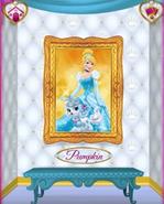 Pumpkin's Portrait with Cinderella 3