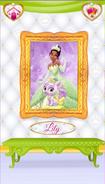 Lily's Portrait With Tiana 2
