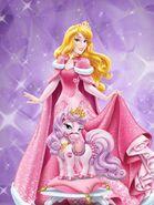 Aurora and bloom by unicornsmile-d8b1m0y