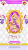 Daisy's Portrait with Rapunzel 2
