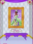Bayou's Portrait With Tiana 2