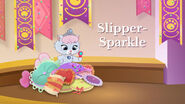 Slipper-sparkle title
