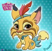 Disney princess palace pets pounce by skgaleana-d8i8b1e