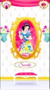 Sweetie's Portrait With Snow White 3