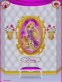 Daisy's Portrait with Rapunzel
