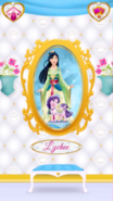 Lychee's Portrait With Mulan 2