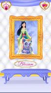 Blossom's Portrait with Mulan 2