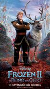 Frozen II - O Reino do Gelo - Pôster de Personagem 03