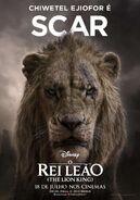 O Rei Leão - Pôster de Personagem 07