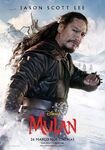Mulan (2020) - Póster de Personagem 04
