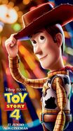 Toy Story 4 - Pôster de Personagem 01