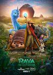 Raya and the Last Dragon poster 5