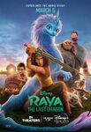 Raya and the Last Dragon poster 4