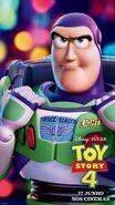 Toy Story 4 - Pôster de Personagem 02