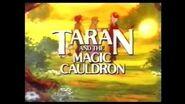 Taran e o Caldeirão Mágico - Trailer - Clube Amigos Disney