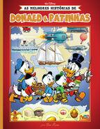 As Melhores Historias de Donald e Patinhas - Capa