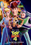 Toy Story 4 Pôster Novo (3)