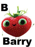 Barry (from Cloudy with a Chance of Meatballs 2)