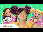 Play Dress Up w- Butterbean's Cafe! 👗 - Junior Dress Up Ep.9 - Nick Jr.