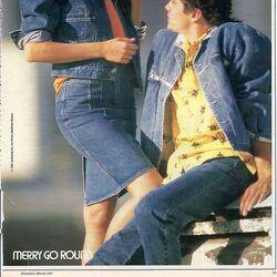 Jordache Jeans Commercials