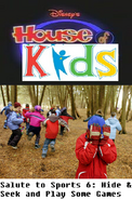 Disney's House of Kids - Salute to Sports 6- Hide & Seek and Play Some Games