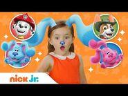 Play Dress Up w- Blue's Clues & You + PAW Patrol! 🐶 - Jr. Dress Up Ep.8 - Nick Jr.