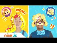 Play Dress Up & Become Sunny, Rox, Blair & Doodle from Sunny Day ☀️ - Jr. Dress Up Ep. 4 - Nick Jr.