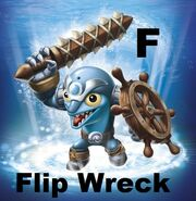 Flip Wreck