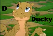 Ducky (from The Land Bafore Time)