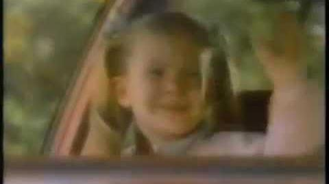 McDonalds First Love Good Time Great Taste Commercial 1988