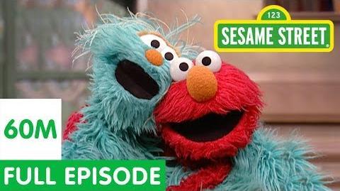 Elmo and Rosita's Musical Playdate Sesame Street Full Episode
