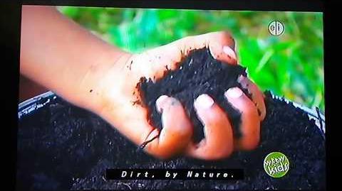 Nature Cat - Dirt