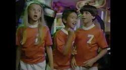 Chuck E Cheese Soccer Commercial 2000