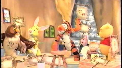 """The Book of Pooh - Episode 21 """"The Words Are Out Brain Drain"""""""