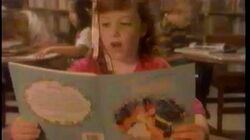 Hooked on Phonics - Thumbelina Commercial (1994)