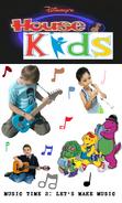 Disney's House of Kids - Music Time 2- Let's Make Music