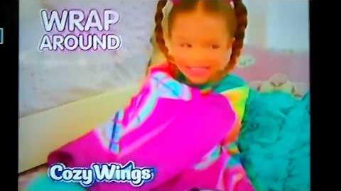 Cozy Wings Ad