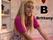 Brittany Burton