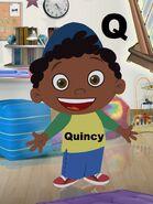 Quincy (from Little Einsteins)