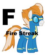 Fire Streak