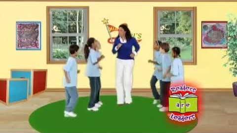 Miss Loris WTTW Kids Readers are Leaders tour tv commercial video