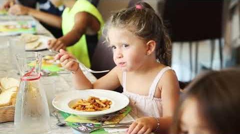 Hotel con Ristorante per Bambini HappyMeal